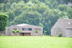 Holzhaus in Bezau