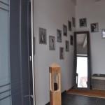 Der Eingangsbereich von Haus Polz