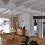 Wohnzimmer im Haus Polz