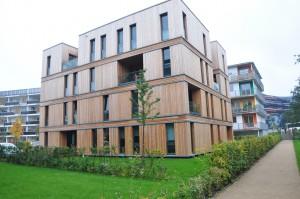 Das Haus Case Study soll ein Beispiel für kostengünstiges Wohneigentum geben