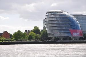 City Hall London Außenansicht