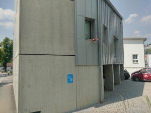 Garagenstellplätze Mehrfamilienhaus Kapuzinerstraße 37