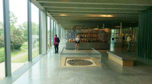 In der Dauerausstellung des Kelten Römer Museum Manching