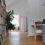 Arbeitszimmer des Hauses Polz