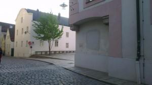 Das ausgezeichnete Projekt in der Passauer Innstadt.