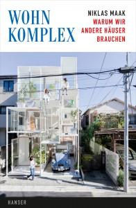 """Buchcover """"Wohnkomplex"""""""