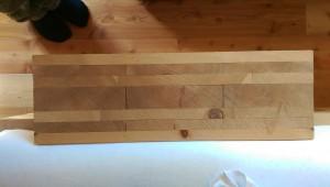 Wände nach dem Thoma Holz100-System