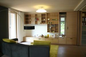 Wohnraum im Functionality Haus von Sonnleitner