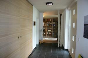 Eingangsbereich und Flur des Functionality-Hauses