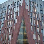 Sumatra-Gebäude in Hamburg
