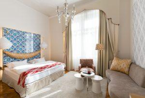 Hotelzimmer gestaltet von Agil Kutoglu