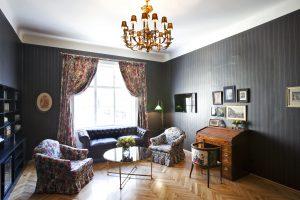 Hotelzimmer gestaltet von Lena Hoschek