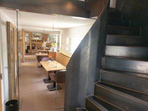 Innenraum Café Il Nostro in Passau