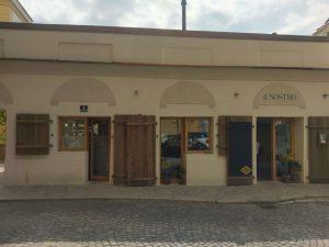 Fassade Café Il Nostro