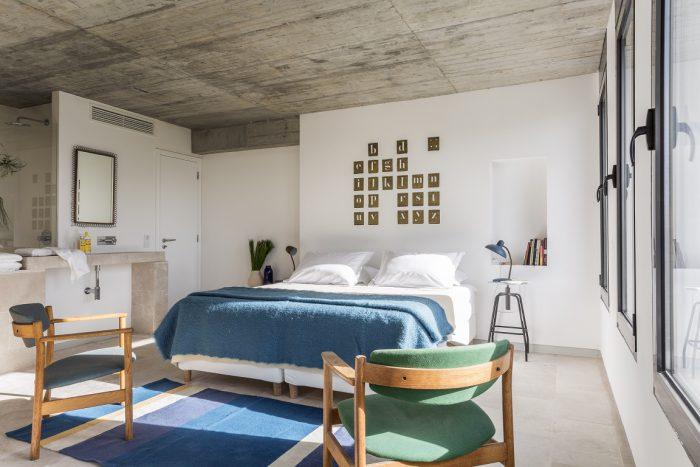 Ein Zimmer der Ferienwohnungen von myhomeinlisbon